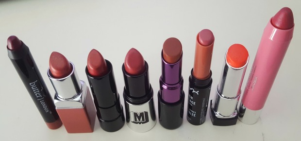 current top 10 lip products summer2016 bullets