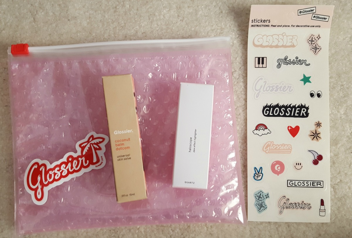 Glossier Unboxing: New Favorites & 20% off!